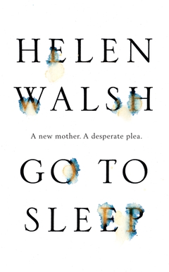 Go To Sleep by Helen Walsh book cover